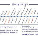 Friedenstreck 2021 – wir haben Pläne!