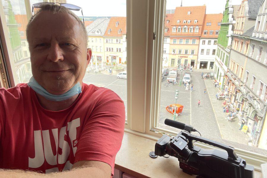 Ost-West-Friedenstreck - Rainer Marschel