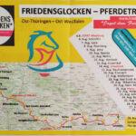 Strecke Ost West Treck 2021